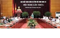 Hội nghị lần thứ 6 Ban Chấp hành Đảng bộ tỉnh khoá XX