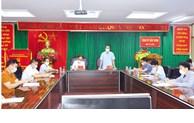 Hoàn thành tốt công tác tổ chức xây dựng Đảng 6 tháng đầu năm
