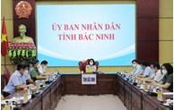Hội nghị trực tuyến đối thoại với các doanh nghiệp Hàn Quốc tại Việt Nam