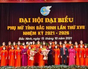 Phụ nữ có đóng góp quan trọng với sự phát triển toàn diện của tỉnh