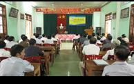 Khai mạc Lớp tập huấn dạy nghề cho cán bộ Hợp tác xã