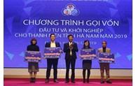 Ngày hội đầu tư, khởi nghiệp cho thanh niên tỉnh Hà Nam