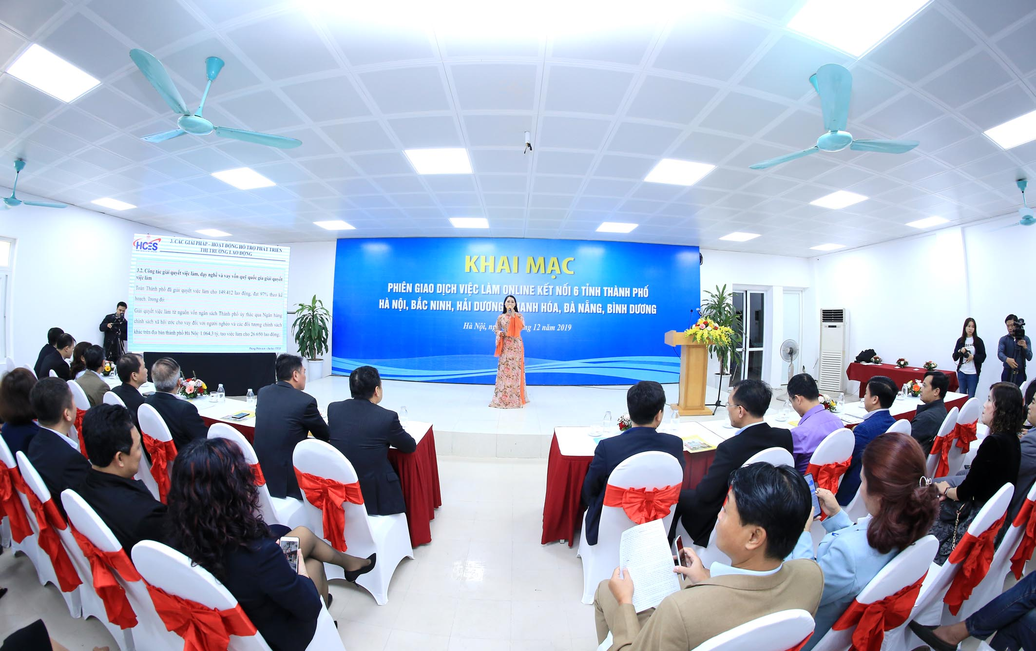 Phiên Giao dịch việc làm online kết nối 6 tỉnh, thành phố