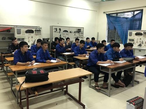 Hà Tĩnh đẩy mạnh thực hiện Luật giáo dục nghề nghiệp