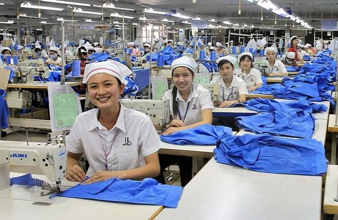 Việt Nam hướng tới là 1 trong 6 trung tâm xuất sắc về năng suất lao động