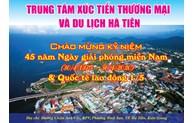 Thành phố Hà Tiên:Khẳng định vị thế của một thành phố trẻ trên vùng biên giới hải đảo Tổ quốc