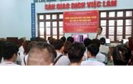 Bắc Giang tổ chức thành công 73 phiên giao dịch việc làm