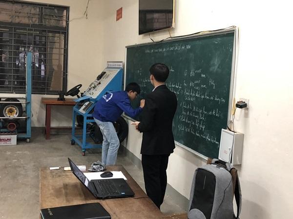 Hiệu quả từ việc sắp xếp lại mạng lưới cơ sở giáo dục nghề nghiệp ở Hà Tĩnh