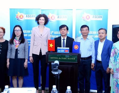 Diễn đàn lao động di cư ASEAN lần thứ 13