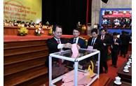 Danh sách 71 đồng chí trúng cử Ban Chấp hành Đảng bộ thành phố Hà Nội khóa XVII, nhiệm kỳ 2020-2025