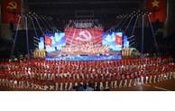 Chương trình nghệ thuật chào mừng thành công Đại hội Đảng bộ TP Hà Nội lần thứ XVII