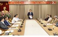 Bàn giải pháp tăng cường hợp tác phát triển quy hoạch, quản lý quy hoạch và phát triển đô thị Hà Nội