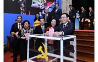 Đồng chí Vương Đình Huệ được bầu làm Bí thư Thành ủy Hà Nội khóa XVII