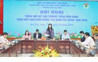 """141/189 sản phẩm, dịch vụ đạt tiêu chí bình chọn """"Hàng Việt Nam được người tiêu dùng yêu thích"""""""