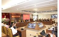 Hà Nội thông báo kết quả Đại hội đại biểu lần thứ XVII Đảng bộ Thành phố đến 19.000 cán bộ, đảng viên