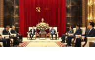 Nâng cao hình ảnh, vị thế của Thủ đô với bạn bè quốc tế
