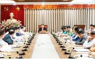 Thường trực Thành ủy Hà Nội họp chỉ đạo về tình hình liên quan đến Khu liên hiệp xử lý chất thải Sóc Sơn
