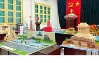 Tuổi trẻ Thủ đô thiết kế mô hình tìm hiểu 90 năm lịch sử Đảng bộ thành phố