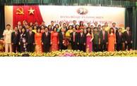 Ban Thường vụ Quận ủy Long Biên khóa IV, nhiệm kỳ 2020 - 2025