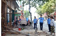 Hà Nội: Tăng cường kỷ cương trong quản lý trật tự xây dựng