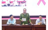 Triển khai các đợt cao điểm tấn công, trấn áp tội phạm trước Đại hội XIII của Đảng