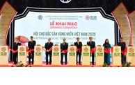 Hơn 200 doanh nghiệp tham gia Hội chợ Đặc sản vùng miền Việt Nam 2020
