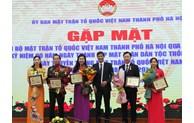 Gặp mặt cán bộ MTTQ Việt Nam Thành phố Hà Nội qua các thời kỳ