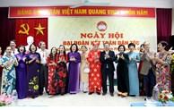 Các đồng chí lãnh đạo Thành phố Hà Nội vui ngày hội Đại đoàn kết toàn dân tộc tại các khu dân cư