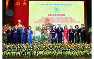 Thị xã Sơn Tây đón nhận Quyết định của Thủ tướng công nhận đạt chuẩn nông thôn mới