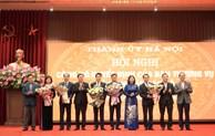 Hà Nội: Trao Quyết định chuẩn y, phân công Trưởng 4 ban Đảng và Chủ nhiệm Ủy ban Kiểm tra Thành ủy