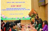 Quận Ba Đình gặp mặt cán bộ chủ chốt ngành Giáo dục nhân ngày 20/11