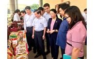 Nông dân tích cực tham gia Chương trình mỗi xã một sản phẩm