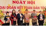 Phó Chủ tịch UBND TP Nguyễn Thế Hùng dự Ngày hội Đại đoàn kết tại quận Nam Từ Liêm