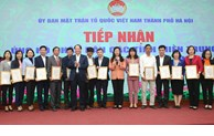 Hà Nội: Tiếp nhận gần 28 tỷ đồng ủng hộ các tỉnh miền Trung khắc phục hậu quả thiên tai