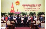 Thủ tướng phê chuẩn kết quả bầu 5 Phó Chủ tịch UBND TP Hà Nội