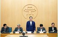 Chủ tịch UBND TP Hà Nội yêu cầu dừng các hoạt động, sự kiện tập trung đông người không cần thiết