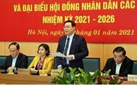 Hà Nội thành lập 15 đoàn công tác chỉ đạo bầu cử