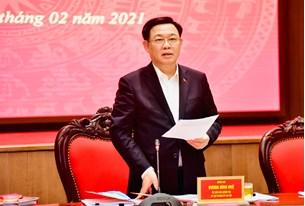 Hà Nội thống nhất chủ trương với các quy hoạch phân khu nội đô lịch sử và sông Hồng
