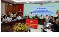 Hà Nội đã tổ chức thành công 436 hội nghị hiệp thương lần thứ 2