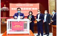 Thành ủy Hà Nội ủng hộ Quỹ