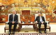 Tiếp tục lan tỏa mối quan hệ giữa Hà Nội và các đối tác Mỹ