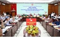 Hà Nội: Thông qua danh sách 36 người ứng cử đại biểu Quốc hội