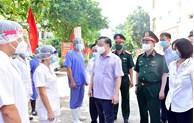 Bí thư Thành ủy Hà Nội: Phải làm tất cả để đẩy lùi dịch COVID-19