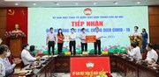Hà Nội: Tiếp nhận 26,7 tỷ đồng ủng hộ phòng, chống dịch COVID-19