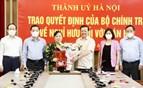 Trao quyết định nghỉ hưu cho đồng chí Nguyễn Thị Bích Ngọc