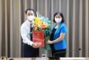 Lãnh đạo Thành phố Hà Nội trao quyết định về công tác cán bộ