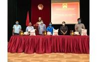 Ủy ban MTTQ Việt Nam TP Hà Nội hỗ trợ hơn 3 tỷ đồng cho các hộ nghèo