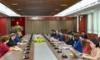 Hà Nội xác định hợp tác với các thành viên EU là ưu tiên hàng đầu trong quá trình phát triển
