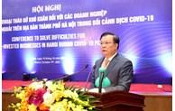 Hà Nội đối thoại, tháo gỡ khó khăn cho doanh nghiệp có vốn đầu tư nước ngoài
