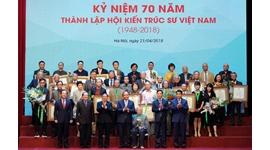 70 năm ngành Kiến trúc Việt Nam
